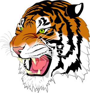 right//The SVG Tiger